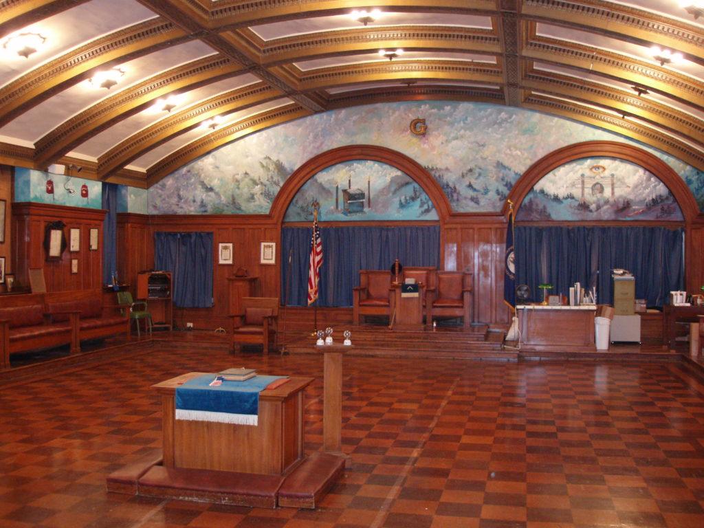 Hiram Lodge #4